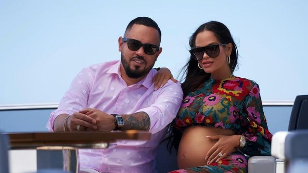 Natti Natasha y Raphy Pina tendrían a su bebé en República Dominicana