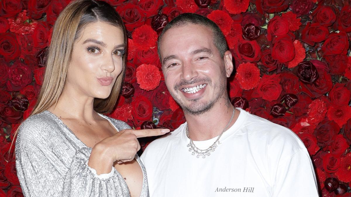 J Balvin y Valentina Ferrer serán padres