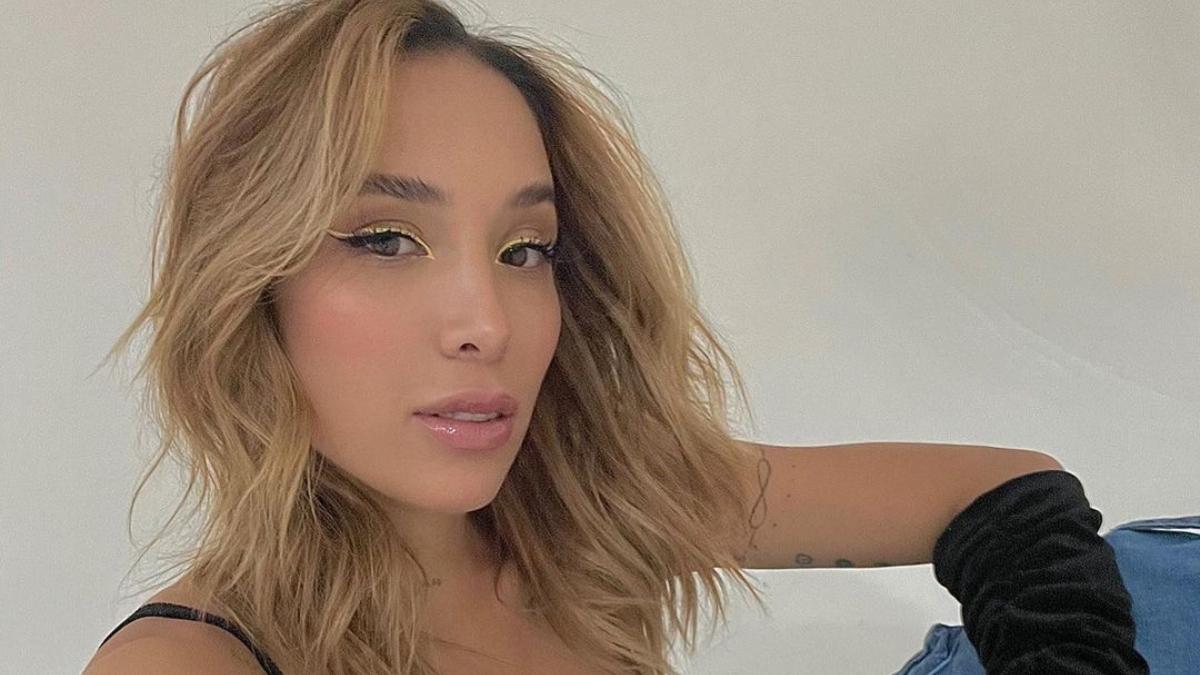 Luisa Fernanda W protagoniza sensual baile