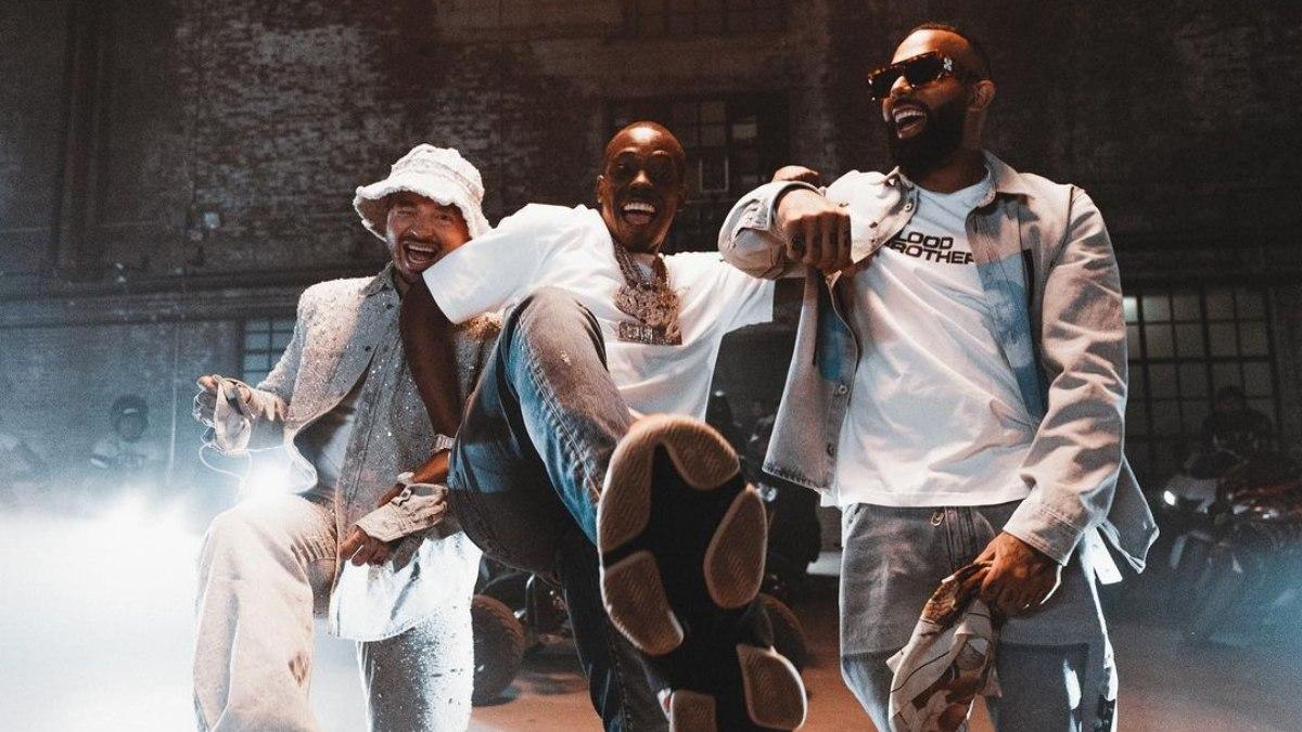 Tata Remix: la esperada de colaboración de Eladio Carrión, J Balvin, Daddy  Yankee y Bobby Shmurda