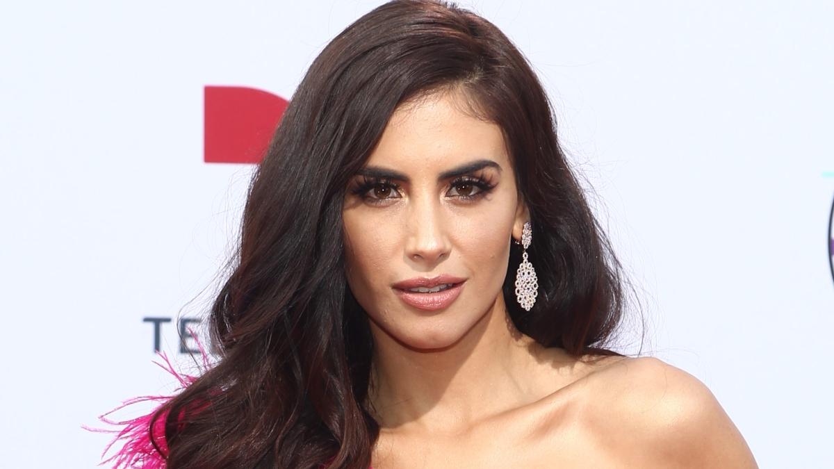 Jessica Cediel en los Latin American Music Awards, California 2019