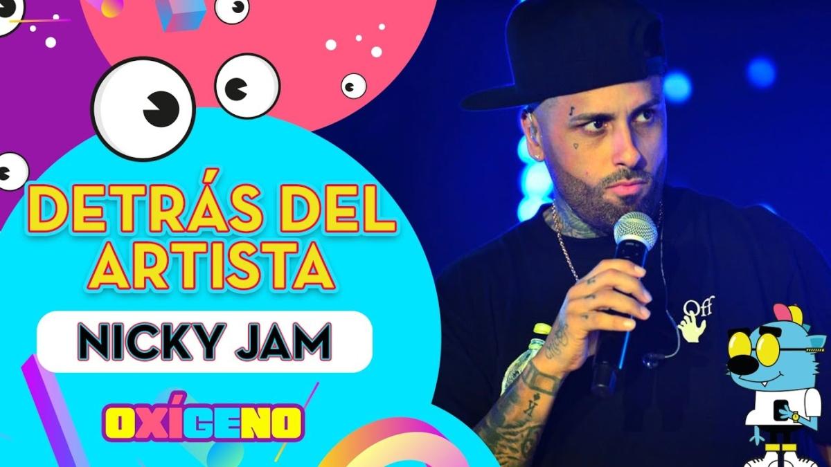 Nicky Jam en el Día Internacional del Reggaetón