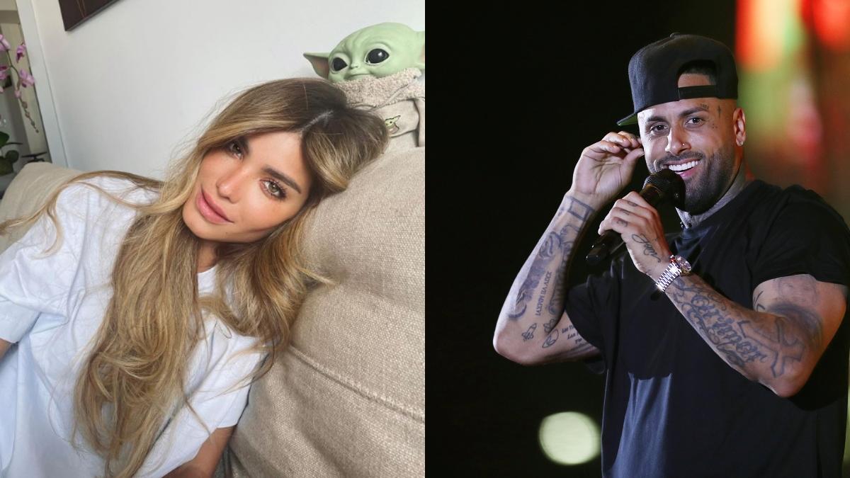 Nicky Jam confirma su relación con la modelo Aleska Génesis