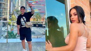 Crecen rumores de relación entre Felipe Saruma y Andrea Valdiri